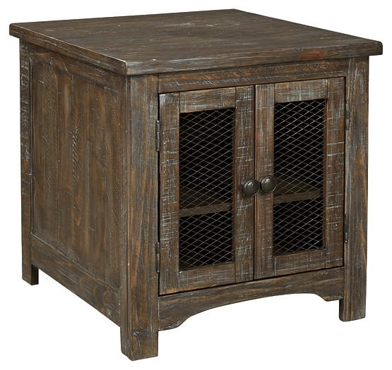Danell Ridge - Rectangular End Table