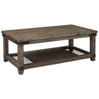 Danell Ridge - Rectangular Cocktail Table