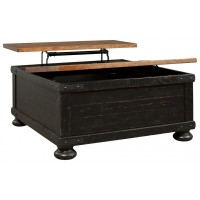 Valebeck - Lift Top Cocktail Table