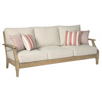 Clare View - Sofa with Cushion