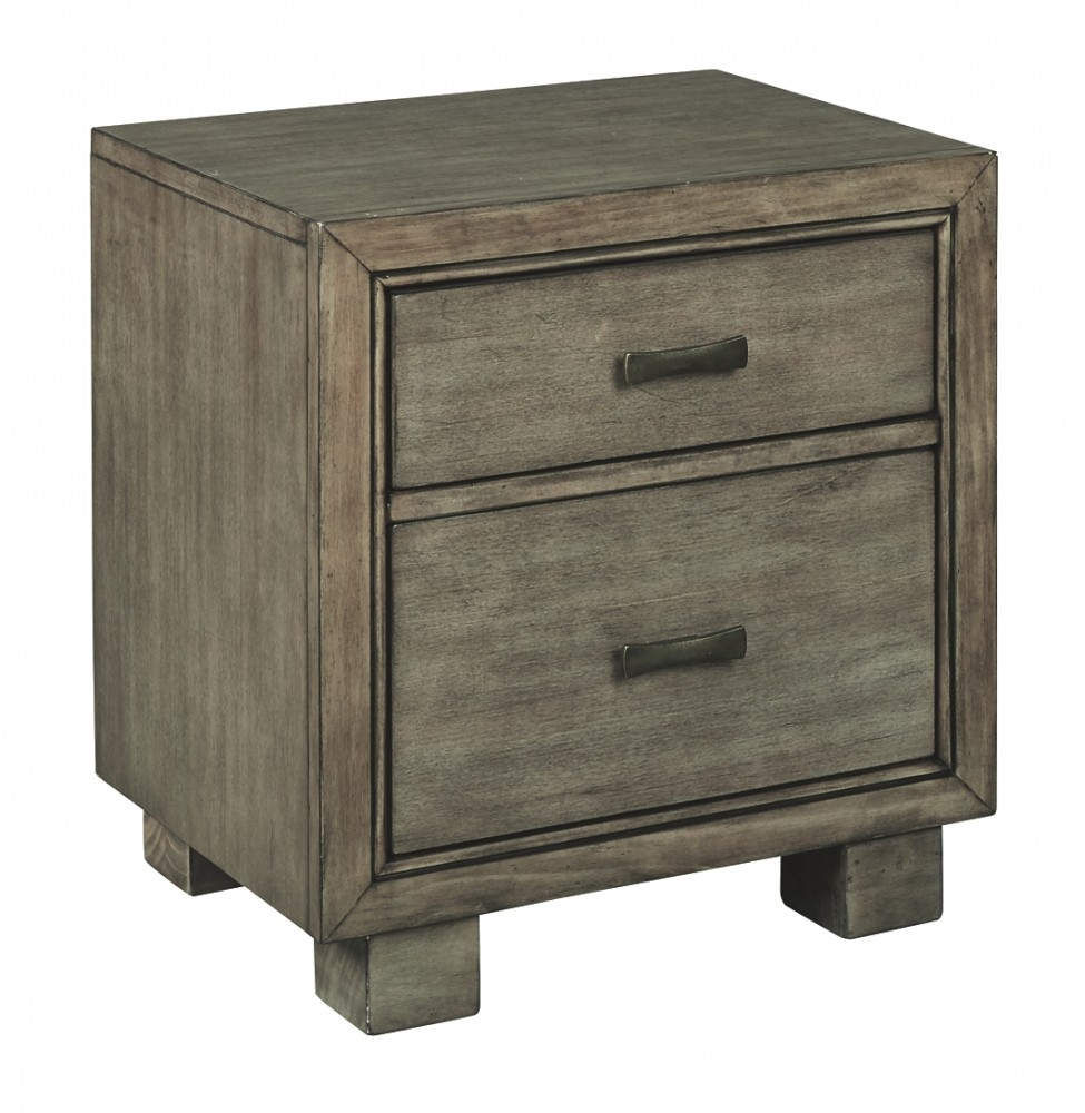 Arnett - Two Drawer Night Stand