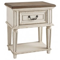 Realyn - One Drawer Night Stand