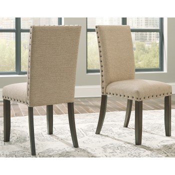 Rokane - Dining UPH Side Chair (2/CN)