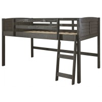 Caitbrook - Twin Loft Bed Frame