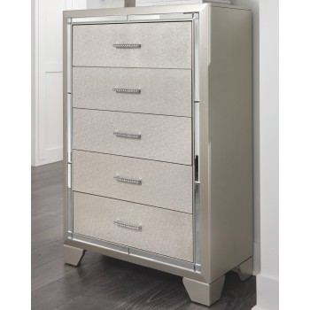 Lonnix - Five Drawer Chest