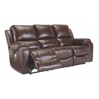 Rackingburg - Reclining Power Sofa