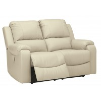 Rackingburg - Rackingburg Power Reclining Loveseat
