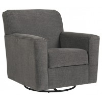 Alcona - Swivel Glider Accent Chair