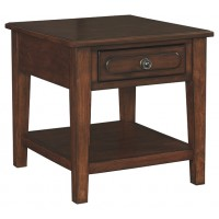 Adinton - Rectangular End Table