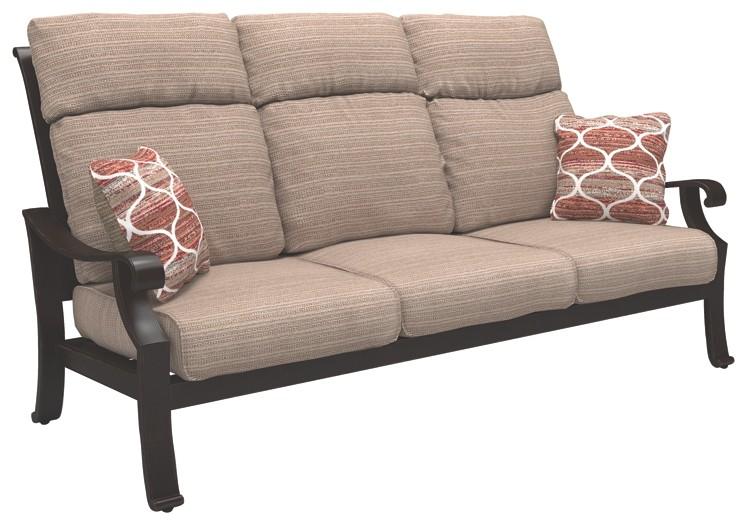 Chestnut Ridge - Sofa with Cushion