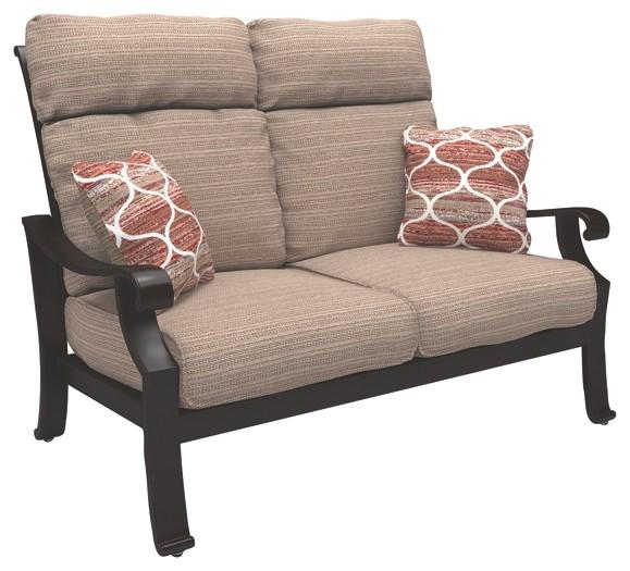 Chestnut Ridge - Loveseat w/Cushion