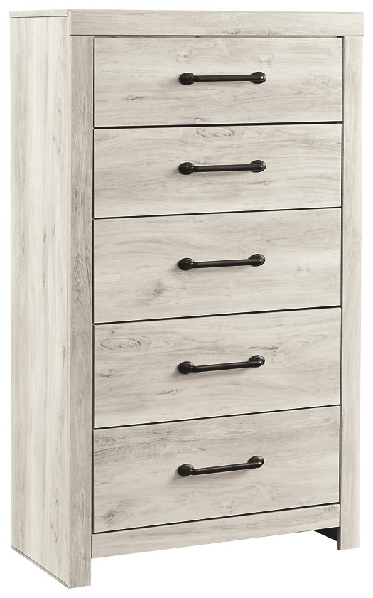 Cambeck - Five Drawer Chest