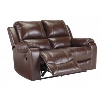 Rackingburg - Rackingburg Reclining Loveseat