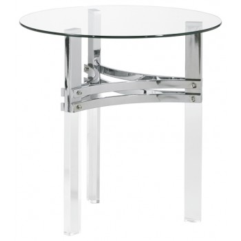 Braddoni - Round End Table