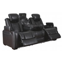 Party Time - PWR REC Sofa with ADJ Headrest