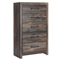 Drystan - Five Drawer Chest