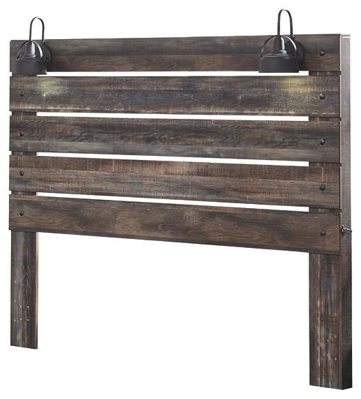 Drystan - King Panel Headboard