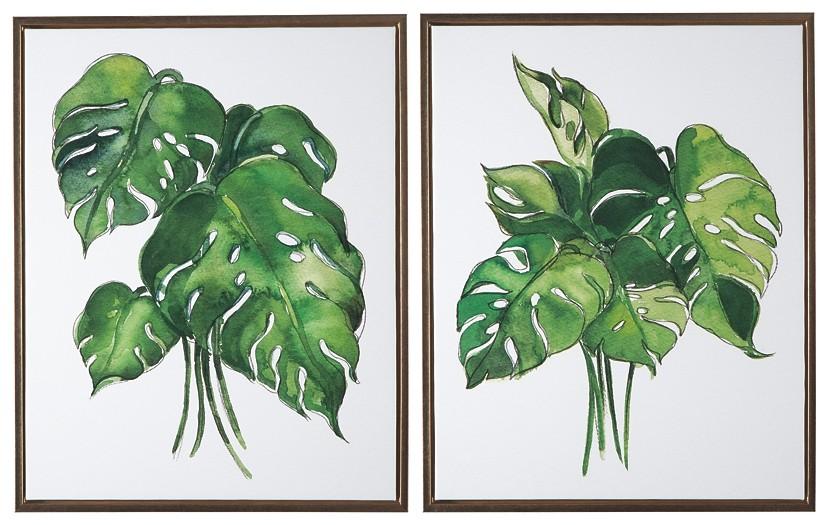 Jakayla - Wall Art Set (2/CN)