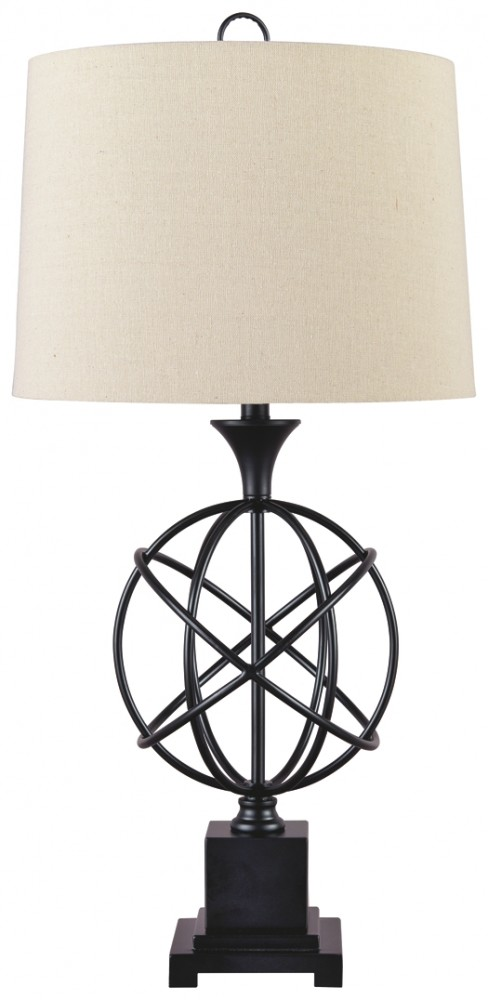 Camren - Metal Table Lamp (1/CN)