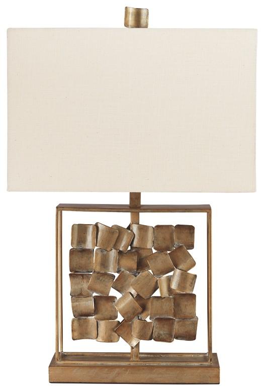 Evera - Metal Table Lamp (1/CN)