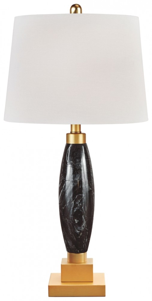 Malencia - Marble Table Lamp (1/CN)