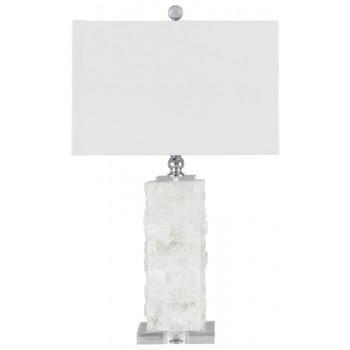 Malise - Alabaster Table Lamp (1/CN)