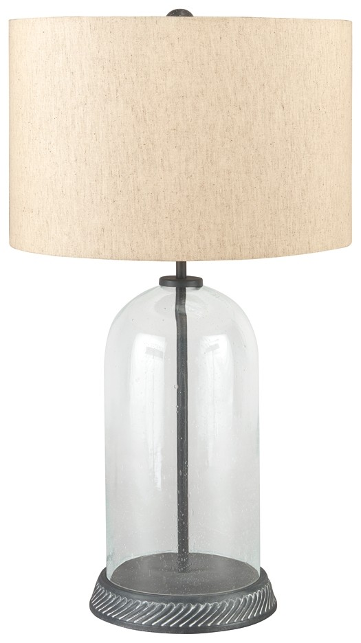 Manelin - Glass Table Lamp (1/CN)