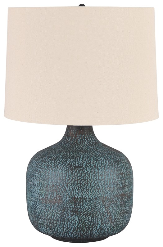 Malthace - Metal Table Lamp (1/CN)