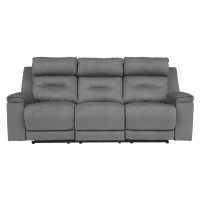 Trampton - PWR REC Sofa with ADJ Headrest
