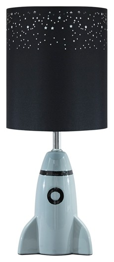 Cale - Ceramic Table Lamp (1/CN)