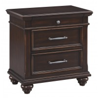 Brynhurst - Three Drawer Night Stand