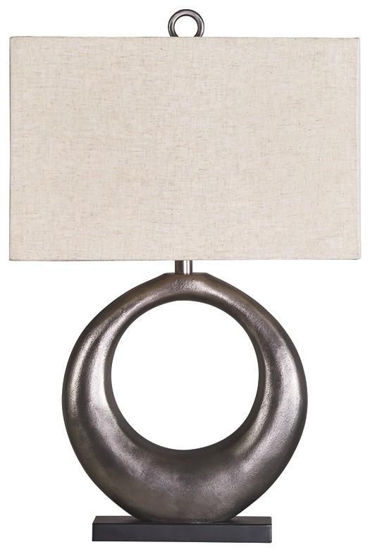 Saria - Metal Table Lamp (1/CN)