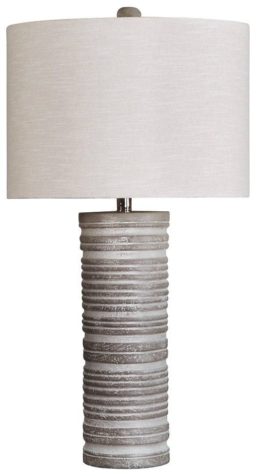 Nadyia - Paper Table Lamp (2/CN)