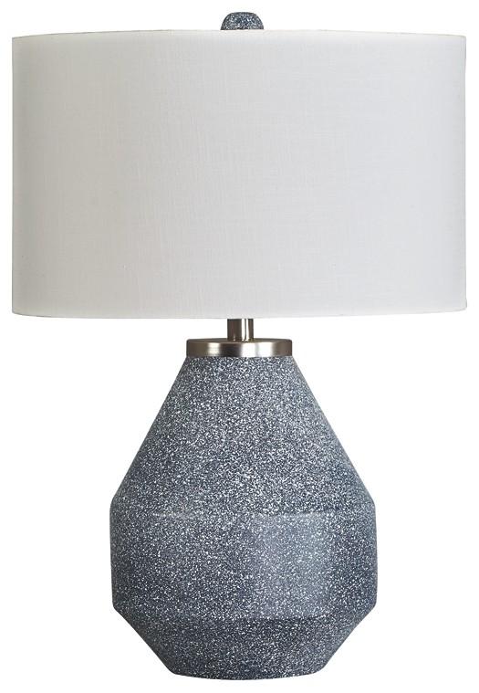 Kristeva - Metal Table Lamp (1/CN)