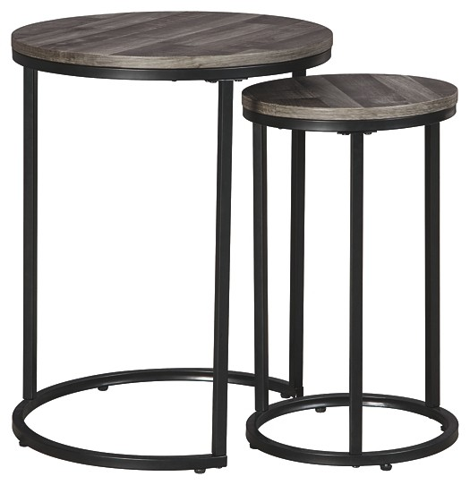 Briarsboro - Accent Table Set (2/CN)