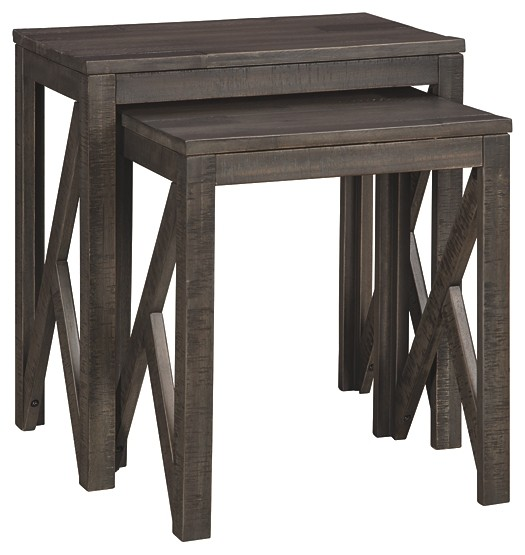 Emerdale - Accent Table Set (2/CN)