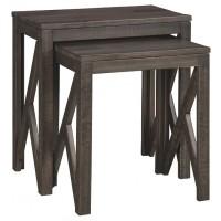 Emerdale - Accent Table Set (2/CN)
