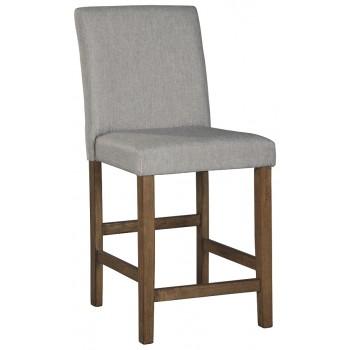 Glennox - Upholstered Barstool (2/CN)