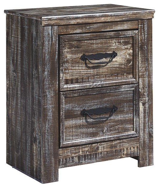 Lynnton - Two Drawer Night Stand