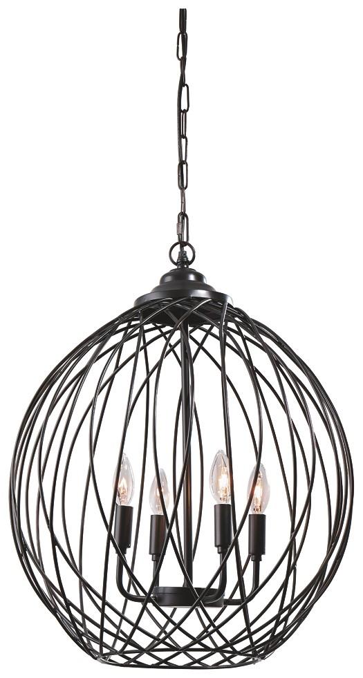 Maalik - Metal Pendant Lamp (1/CN)