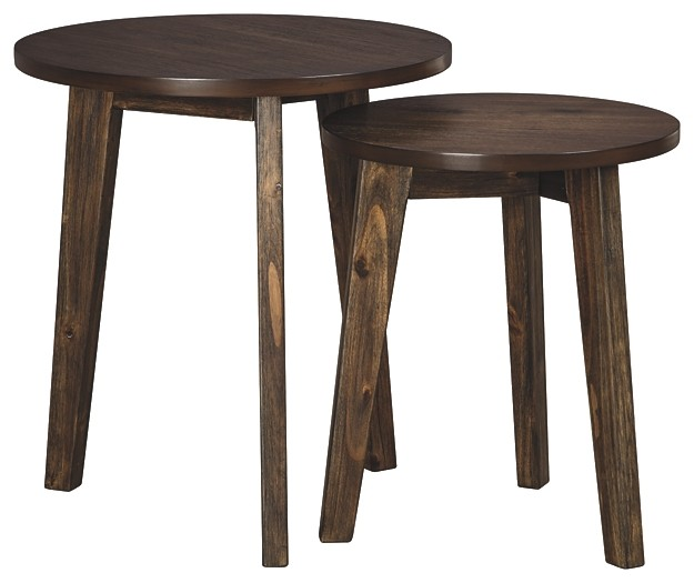 Clydmont - Accent Table Set (2/CN)