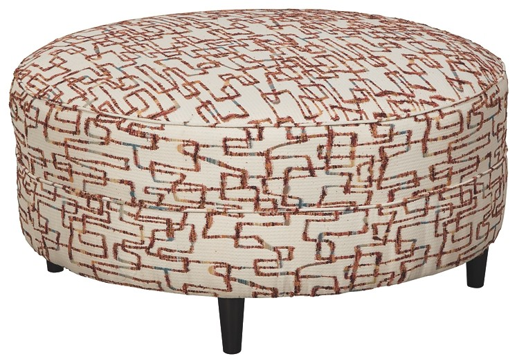 Amici - Oversized Accent Ottoman