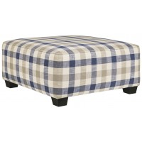 Meggett - Oversized Accent Ottoman