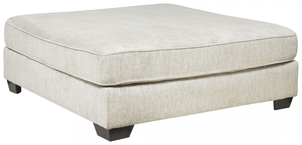 Rawcliffe - Oversized Accent Ottoman
