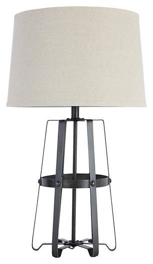 Samiya - Metal Table Lamp (1/CN)