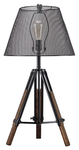 Leolyn - Metal Table Lamp (1/CN)