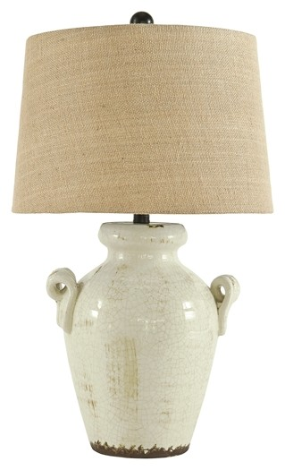 Emelda - Ceramic Table Lamp (1/CN)