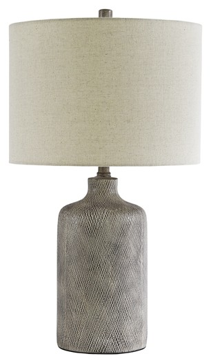 Linus - Ceramic Table Lamp (1/CN)
