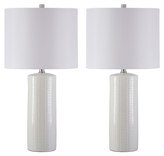Steuben - Ceramic Table Lamp (2/CN)