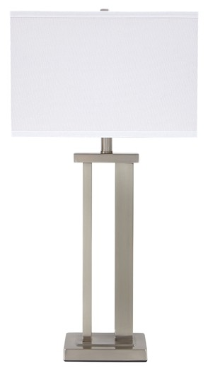 Aniela - Metal Table Lamp (2/CN)